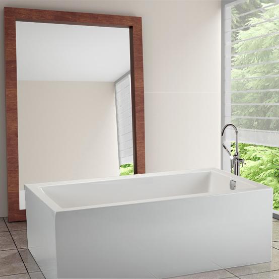 Mti Andrea® 11 Sculpted Finish® Freestanding Bathtub