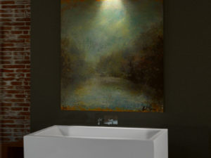 Mti Andrea® 13 Sculpted Finish® Freestanding Bathtub