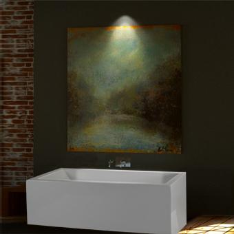 Mti Andrea® 13 Sculpted Finish® Freestanding Bathtub