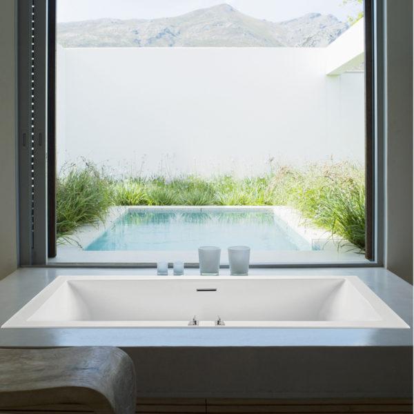 Mti Andrea® 18 Roomy Rectangle Bathtub