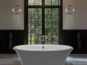 Mti Victoria 4 Freestanding Bathtub