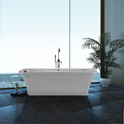 Mti Normandy 2 Freestanding Bathtub
