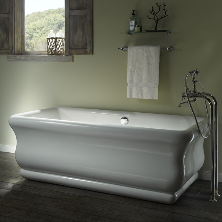 Mti Parisian 174 2 Freestanding Bathtub