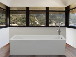 Mti Andrea® 4 Sculpted Finish® Freestanding Bathtub