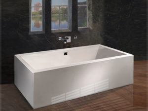 Mti Andrea® 8 Sculpted Finish® Bathtub