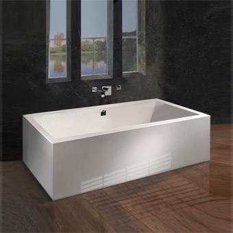 Mti Andrea® 8 Sculpted Finish® Bathtub