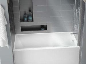 Muse Alcove Bathtub