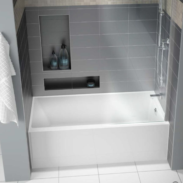 Muse Alcove Bathtub