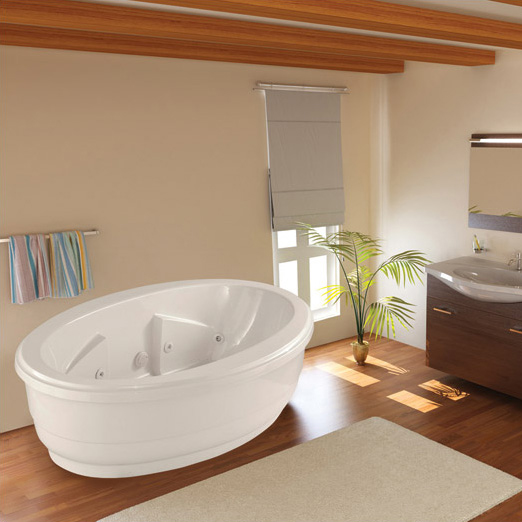 Hs Nina Oval Bathtub