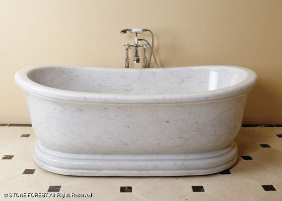 Stone Forest Old World Bathtub