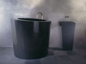 Stone Forest Oval Soaking Tub