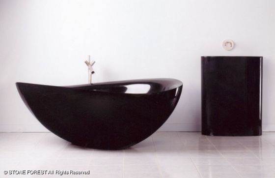 Stone Forest Papillon Bathtub With Many Finishes
