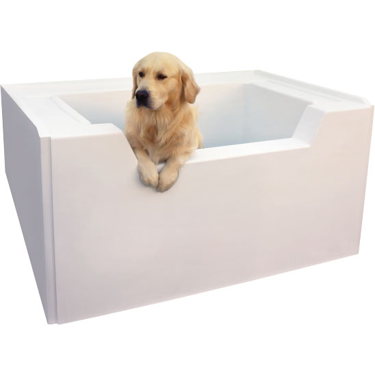 Hs Petopia Pet Spa Bathtub
