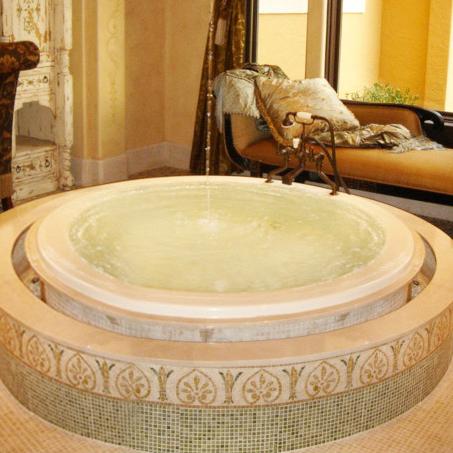 Hs Redondo Oval Bathtub