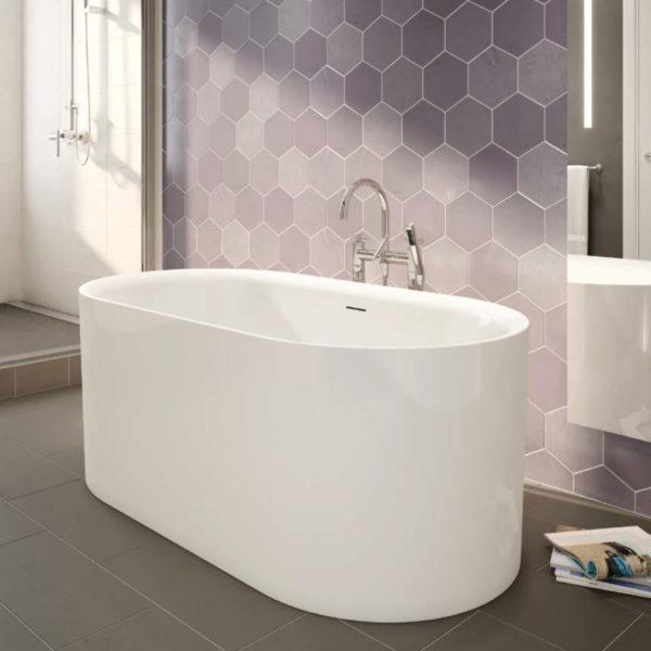 Refrain Freestanding Bathtub