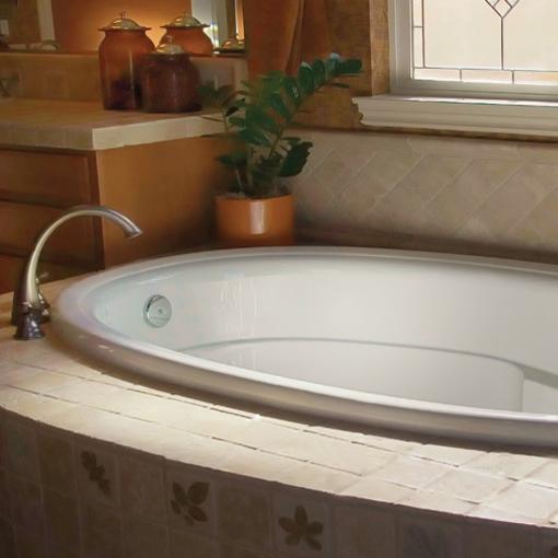 Hs Riley Oval Bathtub