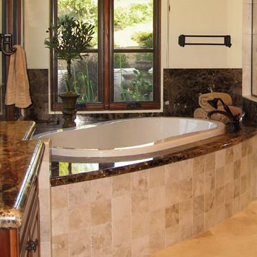 Hs Savannah Oval Bathtub