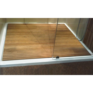 HS Transitions (Teak Zen Floor Option) Pan