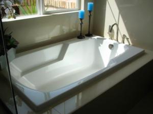 Hs Solo Rectangular Bathtub