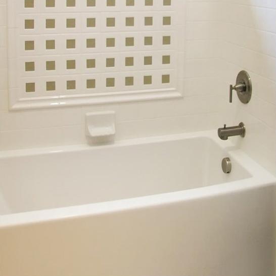 Hs Sydney Rectangular Bathtub