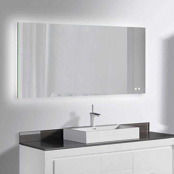 The Image Illuminated Slique Logo Mirror Collection