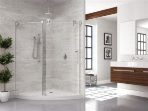 Wedge Kt5 Shower Enclosure