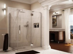 Fluerco Hyperion Glass Shower Enclosure