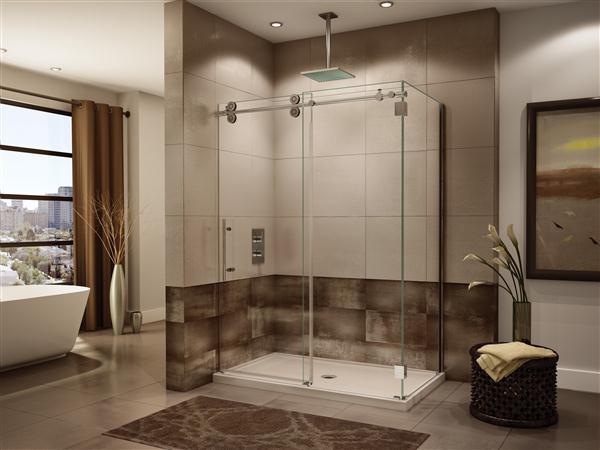 2-Sided Shower Enclosure
