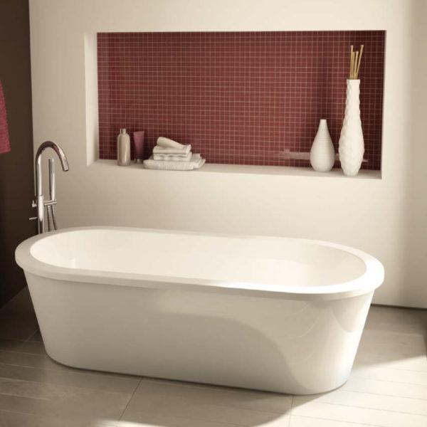 Tranquility Petite Freestanding Bathtub