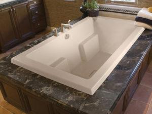 Hs Versailles Rectangular Bathtub