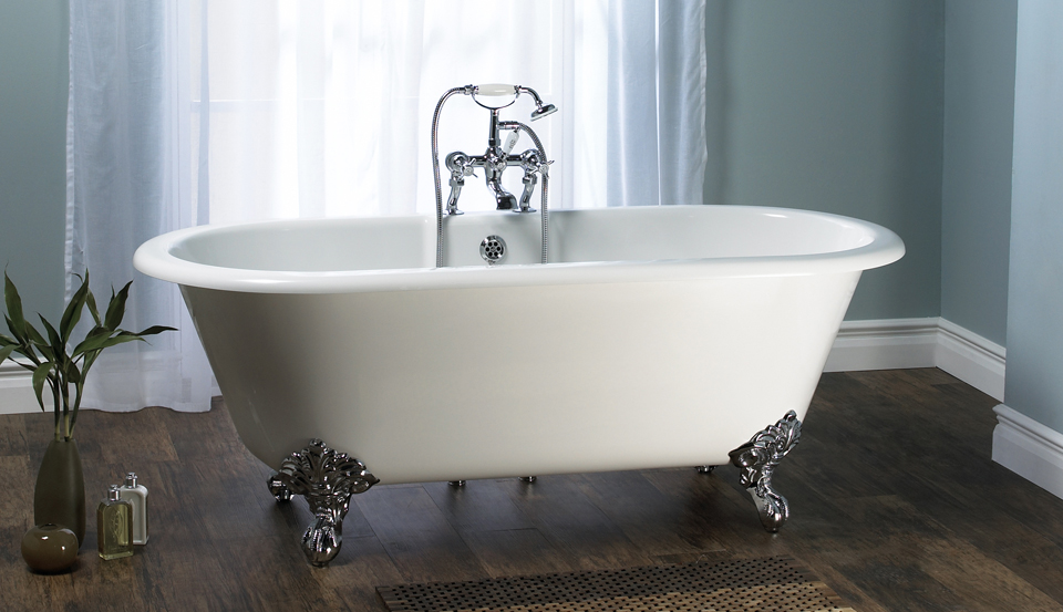 Cheshire Claw Foot Tub-Tubs & More Supply -800-991-2284