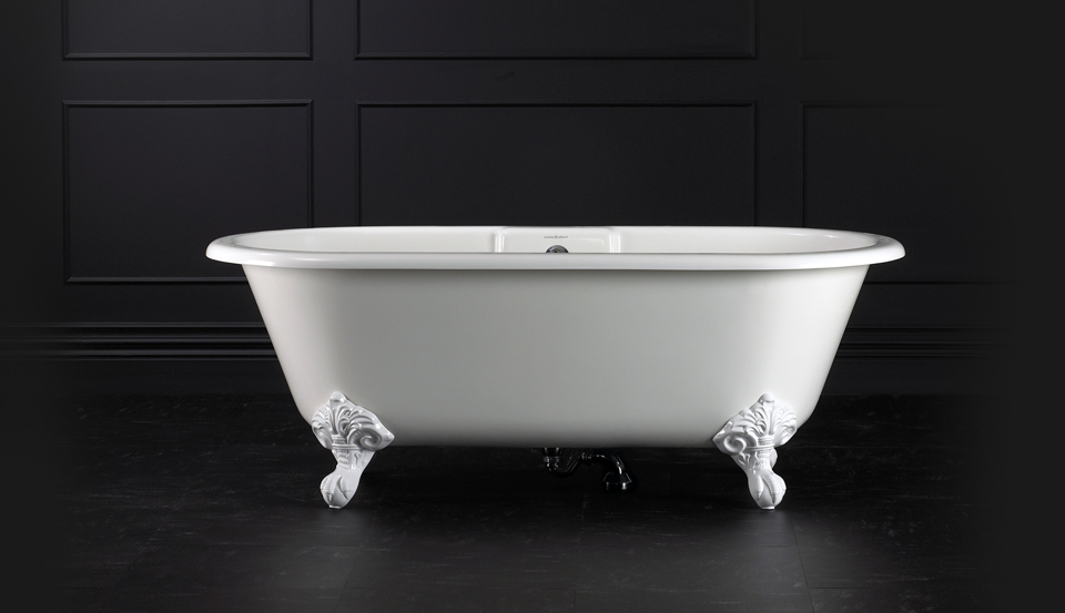 Cheshire claw foot tub tubs more supply 800 991 2284 for Victoria albert clawfoot tub