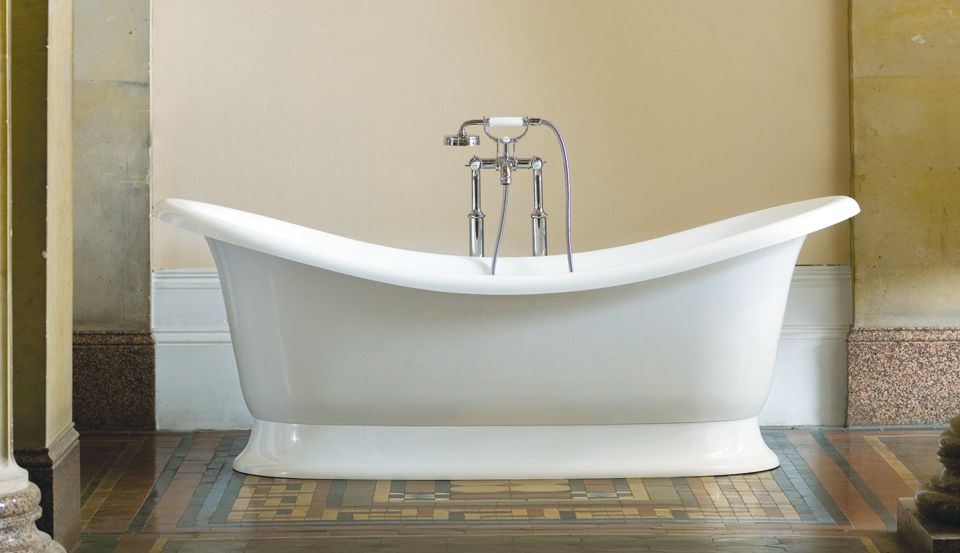 Stand Alone Bathtubs : Marlborough Slipper Tub-Tubs &More Supply -800-991-2284