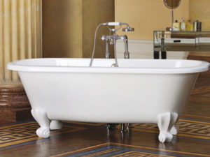 Richmond Scroll Feet Tub