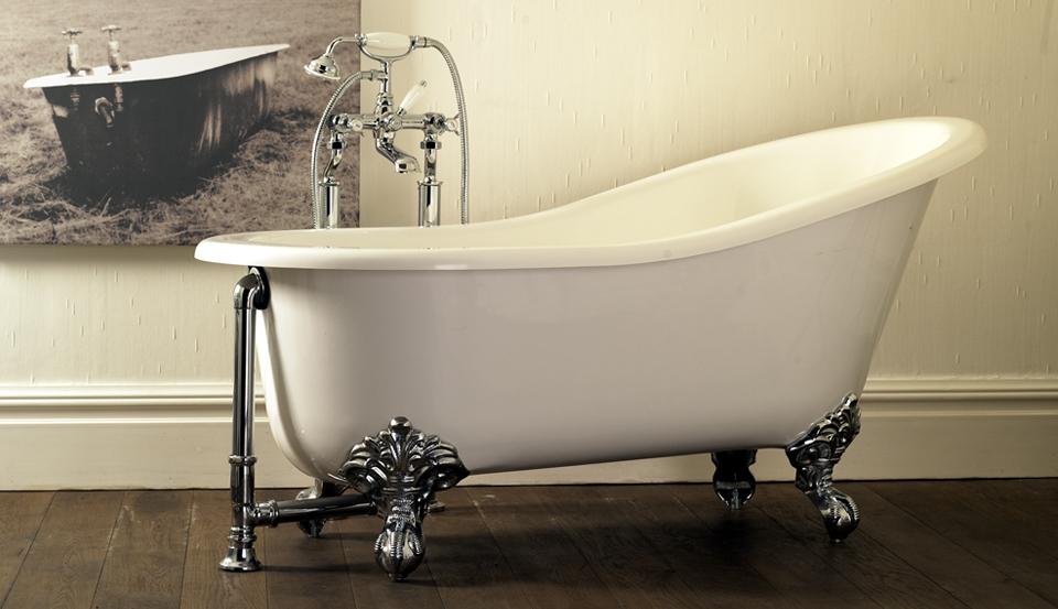 Shropshire Claw Feet Tub
