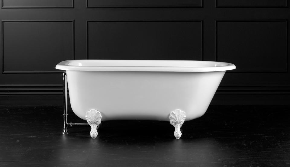 Wessex claw feet tub for Victoria albert clawfoot tub