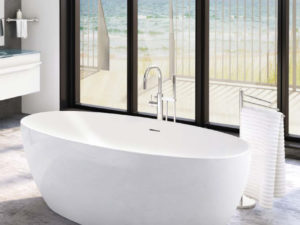 Voce Grande Freestanding Bathtub