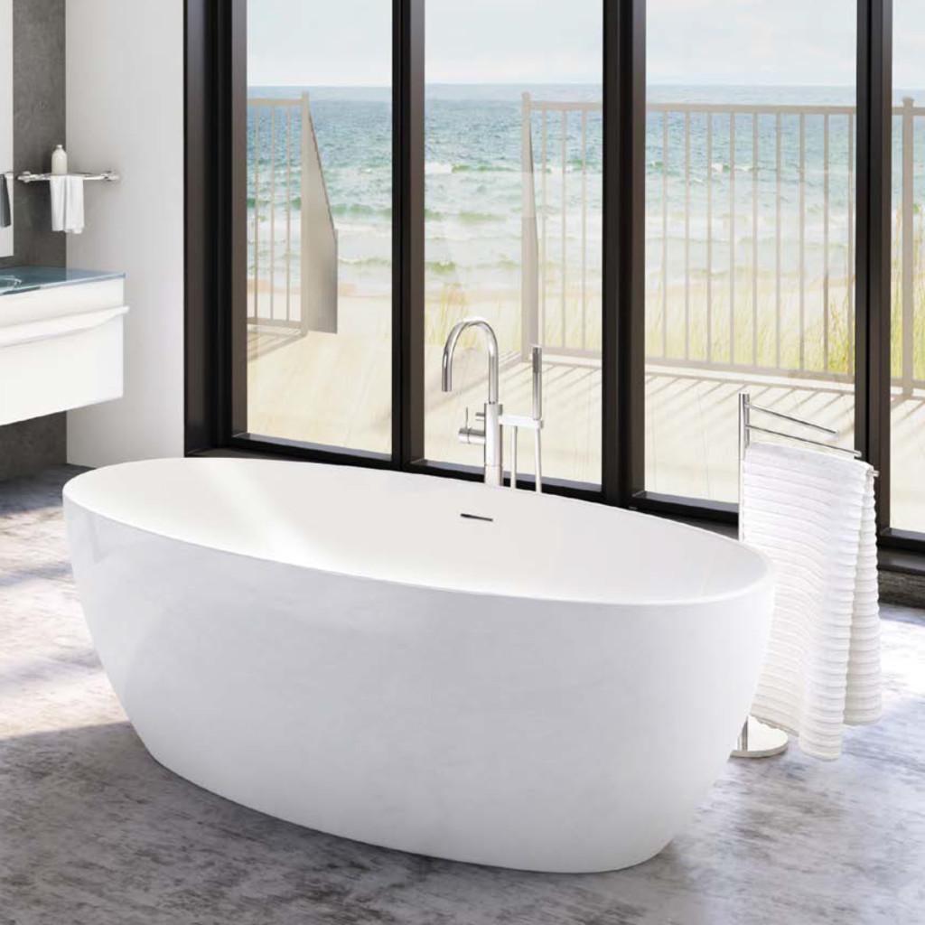 Voce Grande Freestanding Bathtub Tubs And More