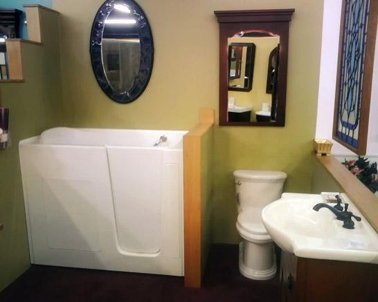 Hs Lifestyle Walk-in Tub Bathtub