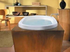 Jason Forma Oval Bathtub 72 X 36 X 22′