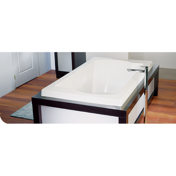 Alcove Acore Podium Bathtub