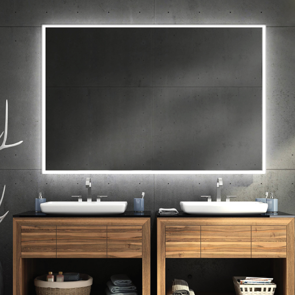Bathroom Mirror Halo See It In Our Showroom Amp Save