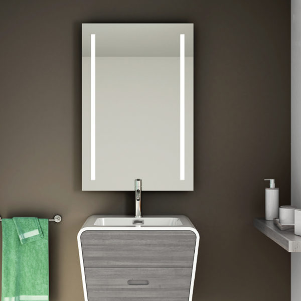 Bathroom Mirror Sunrize