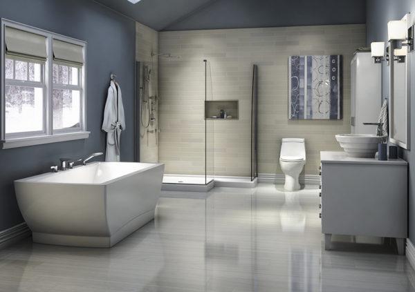 Neptune Believe Freestanding Bathtub