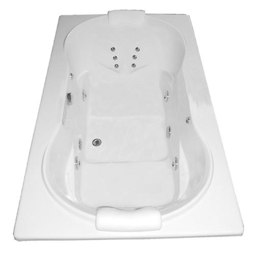 Brighton 7248 Whirlpool Bathtub By Mansfield