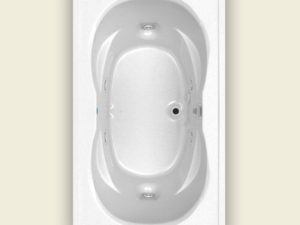 Jetta Catalina J-8 Whirlpool Bathtub