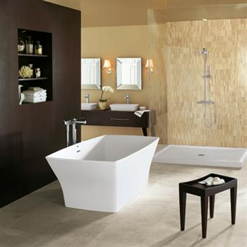 Jason Carrera® Collection Freestanding Bathtub