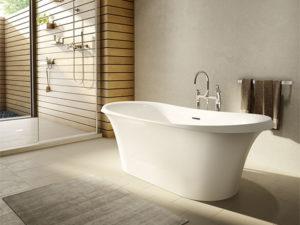Dolce Fleurco Freestanding Bathtub