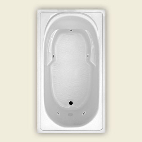 Jacuzzi Primo 6060 Corner Whirlpool Bathtub Tubs And More