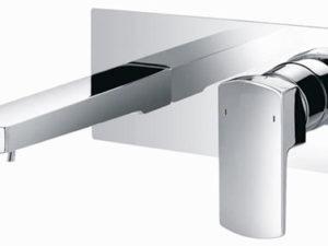 Artos F701-4 In Wall Lav Faucet Safire